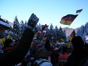 Biathlon in Ruhpolding 2006