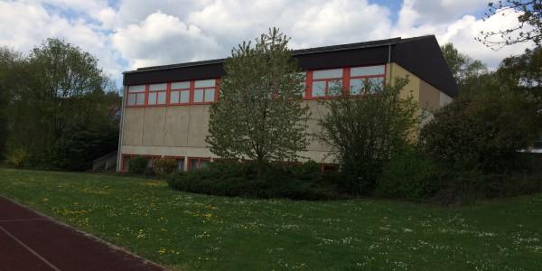 Turnhalle Rusam Schule